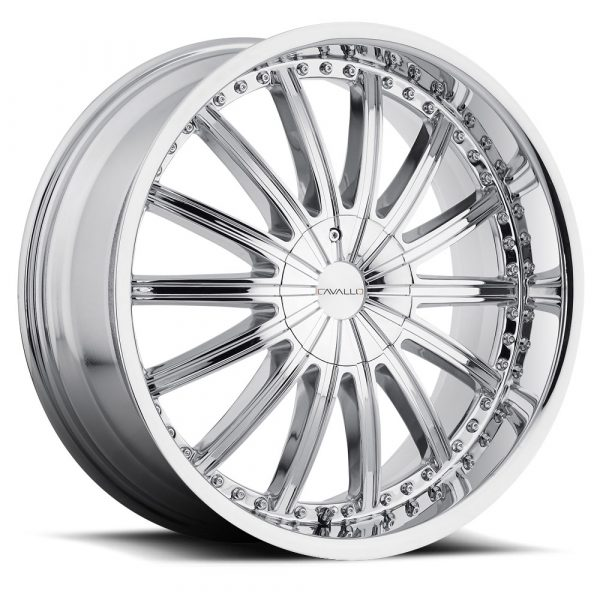 Cavallo Wheels - CLV-6