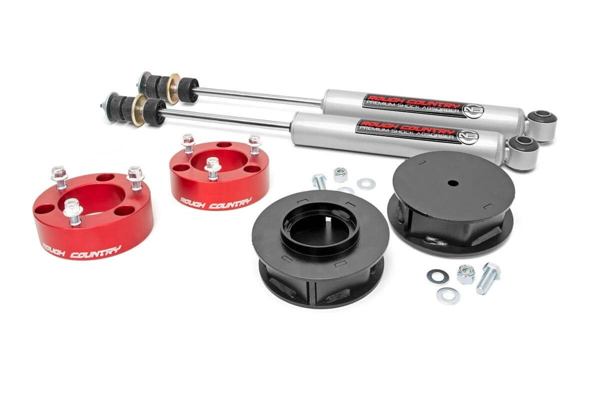 3in Toyota Suspension Lift Kit (07-14 FJ Cruiser 4WD/2WD)