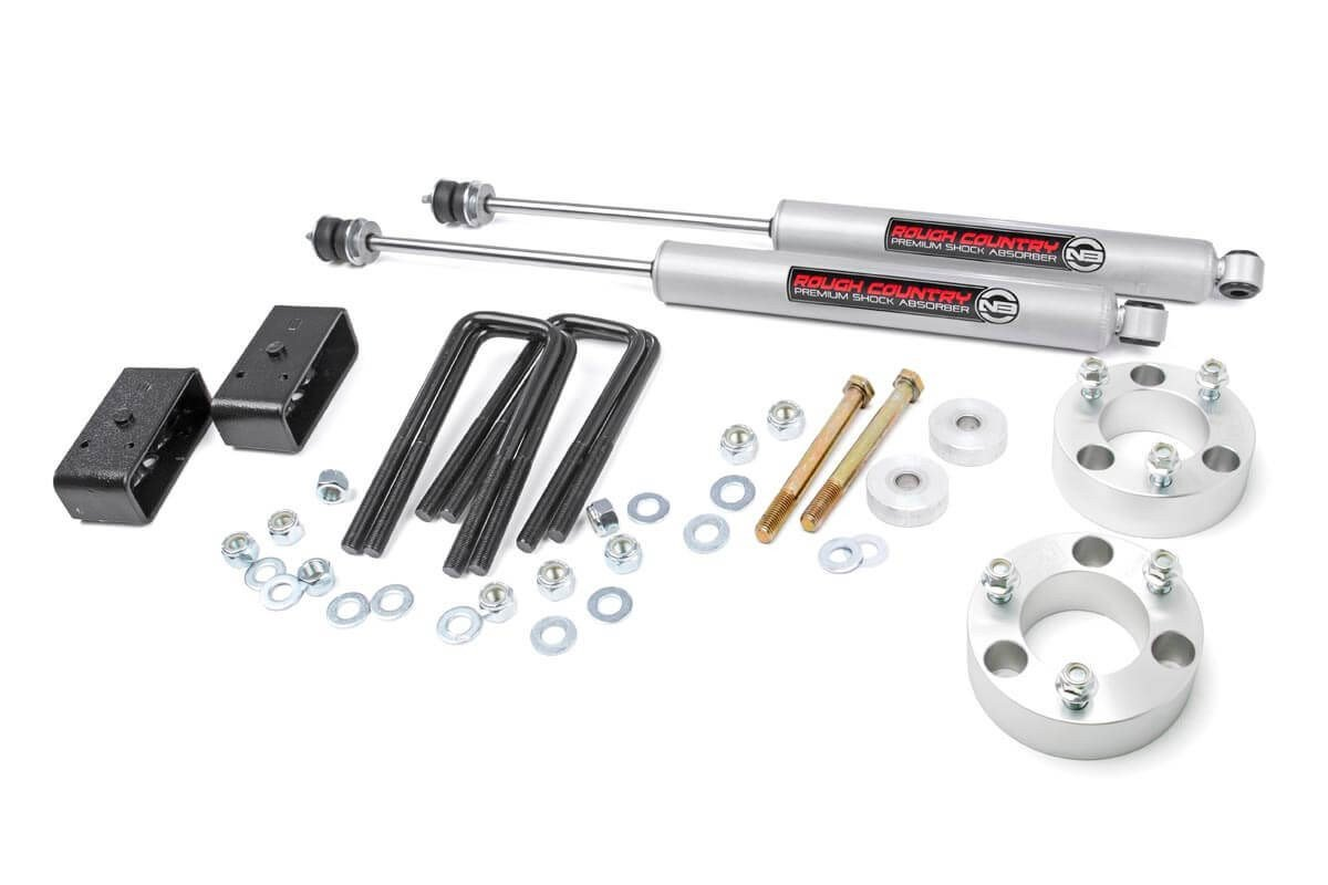 3in Toyota Suspension Lift Kit (05-19 Tacoma)