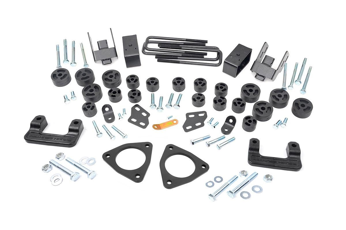 3.75in GM Combo Lift Kit (07-13 1500 PU)