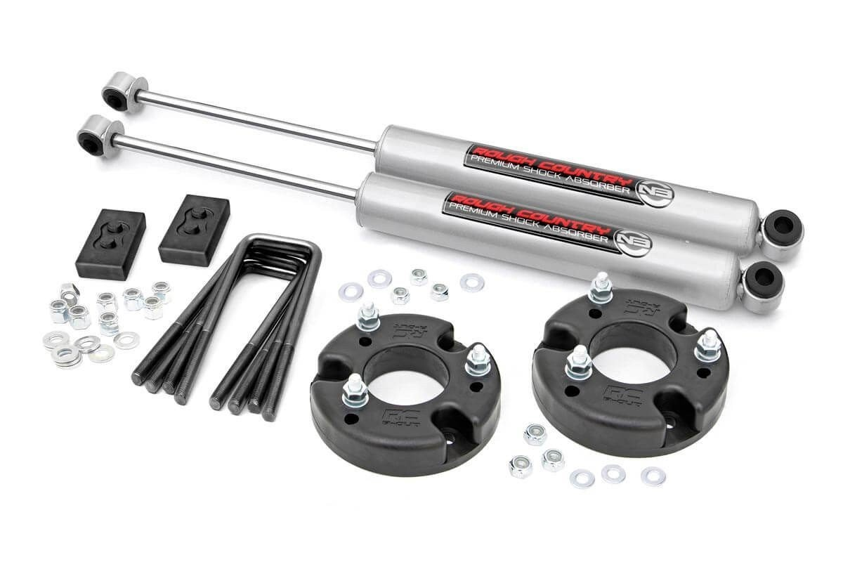 2in Ford Leveling Lift Kit (09-19 F-150)