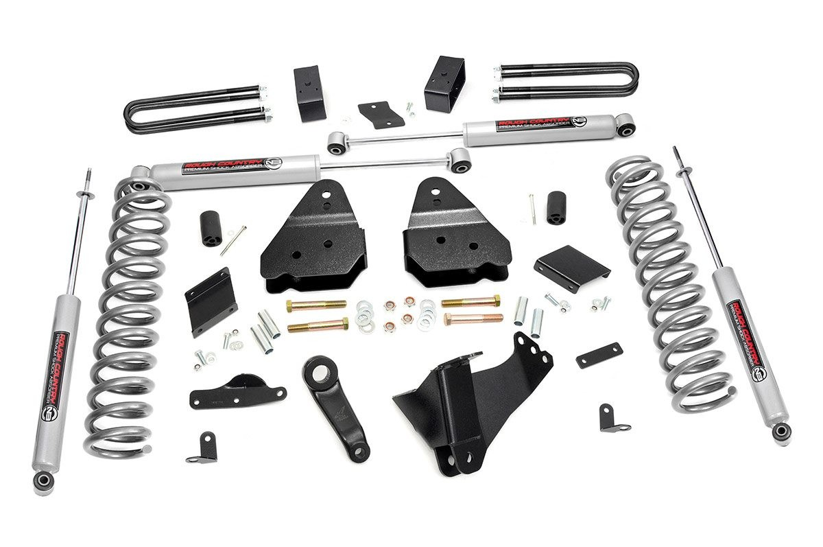 4.5in Ford Suspension Lift Kit (11-14 F-250 4WD)