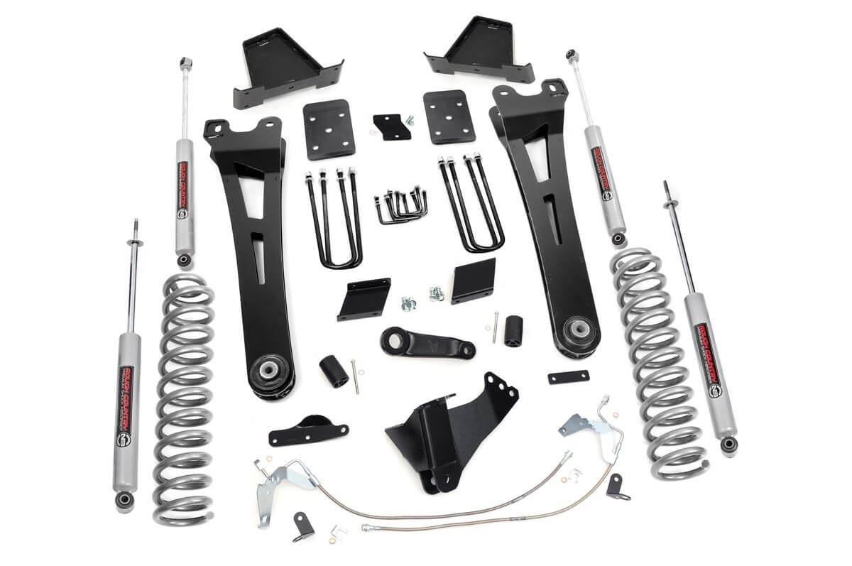 6in Ford Radius Arm Suspension Lift Kit (15-16 F-250)