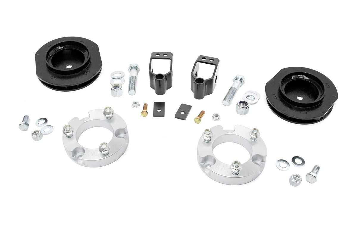 2in Toyota Suspension Lift Kit (10-19 4-Runner 4WD X-REAS)