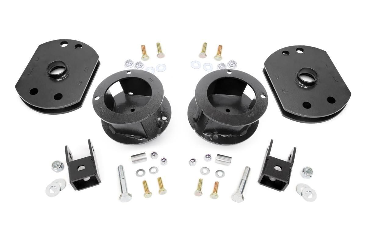 2.5in Dodge Lift Kit (14-18 Ram 2500 4WD)