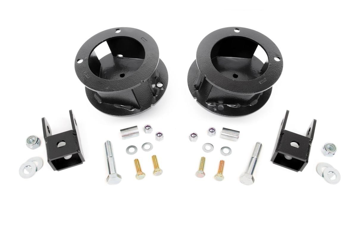 2.5in Dodge Leveling Lift Kit (14-18 Ram 2500 | 13-18 Ram 3500 4WD)