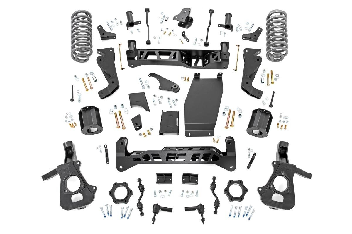 6in GM Suspension Lift Kit (14-19 Tahoe/Yukon)