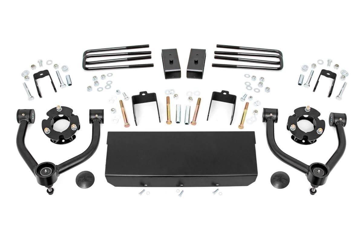 3in Nissan Lift Kit (16-19 Titan XD)