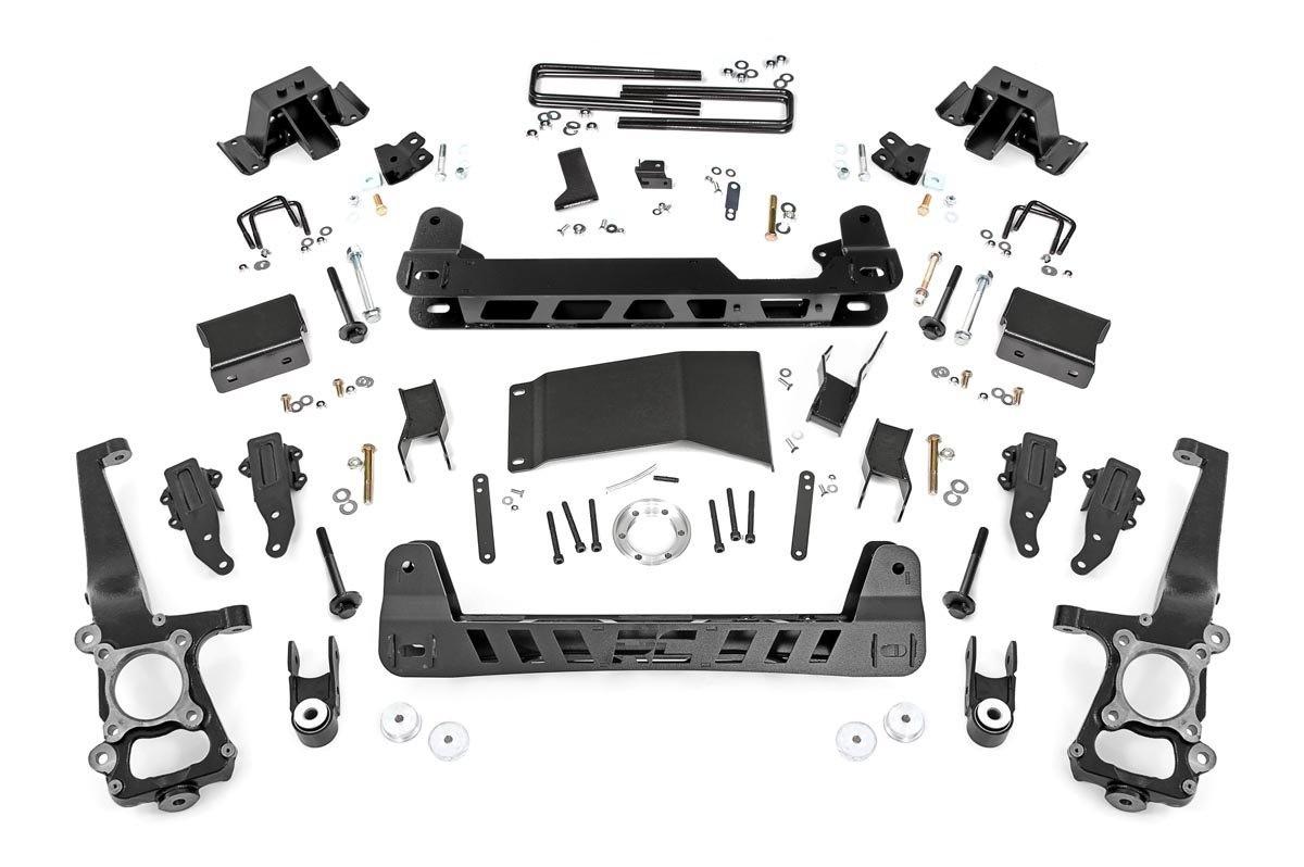4.5in Ford Suspension Lift Kit (2019 F-150 Raptor)