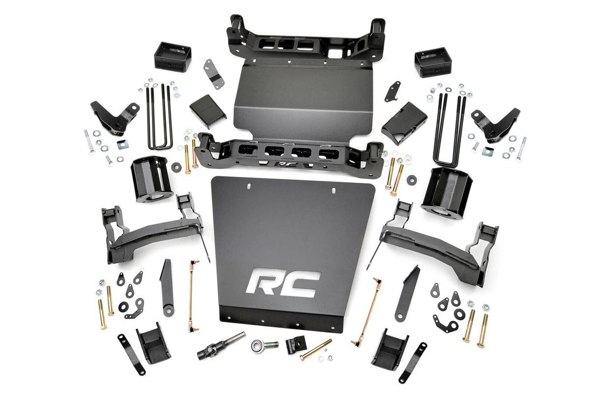 5in GMC Suspension Lift Kit (14-16 1500 Denali PU 4WD w/MagneRide)