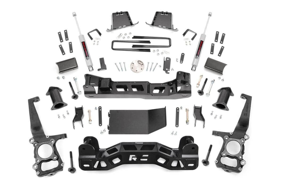 6in Ford Suspension Lift Kit (2014 F-150 4WD)