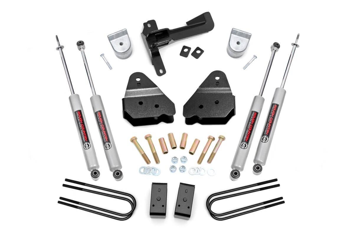 3in Ford Suspension Lift Kit (17-19 F-250 4WD)
