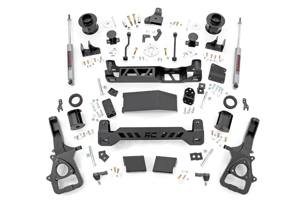 6in Ram Suspension Lift Kit (2019 Ram 1500 4WD)