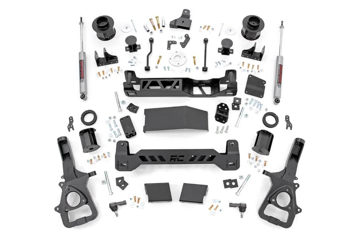 6in Ram Suspension Lift Kit (2019 Ram 1500 4WD)