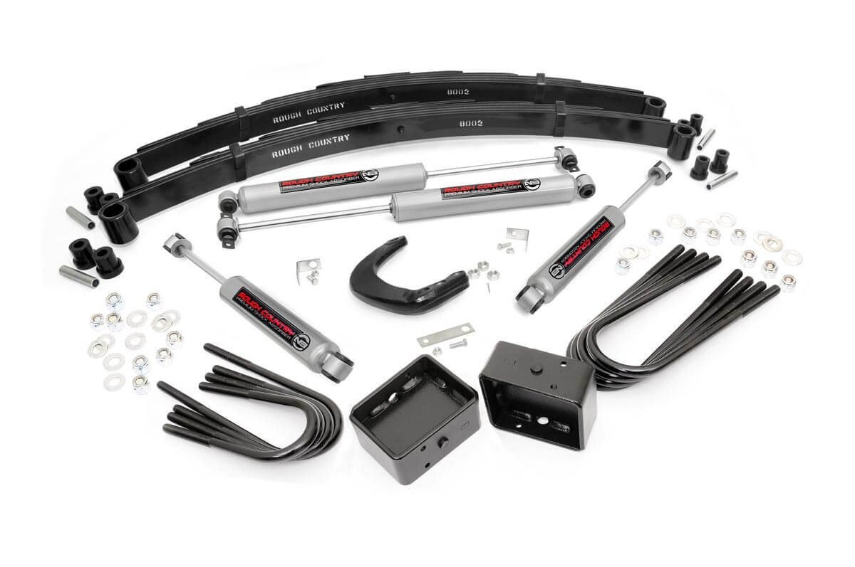 4in GM Suspension Lift Kit