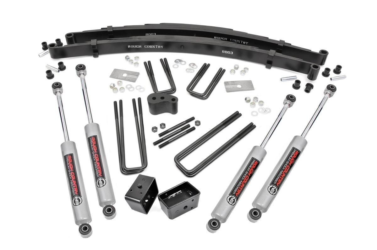 4in Dodge Suspension Lift Kit (Dana 44)