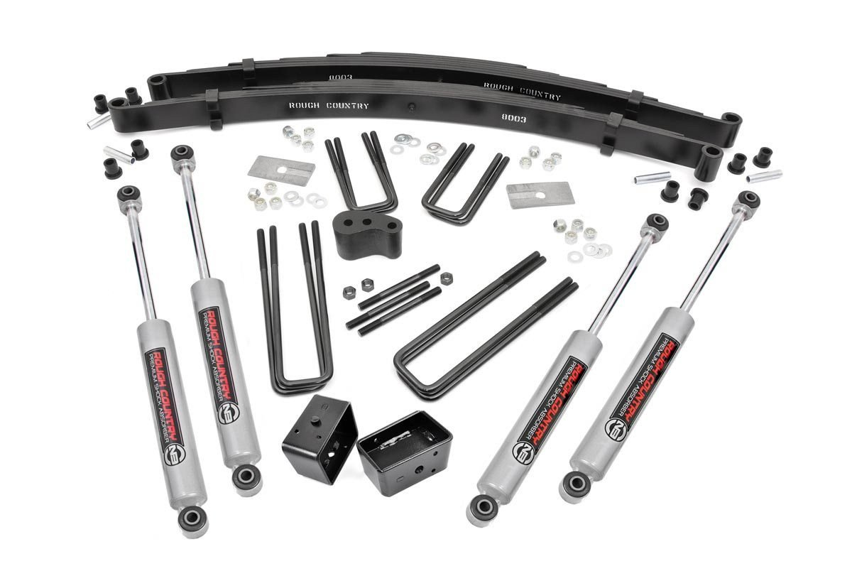 4in Dodge Suspension Lift Kit (Dana 44)