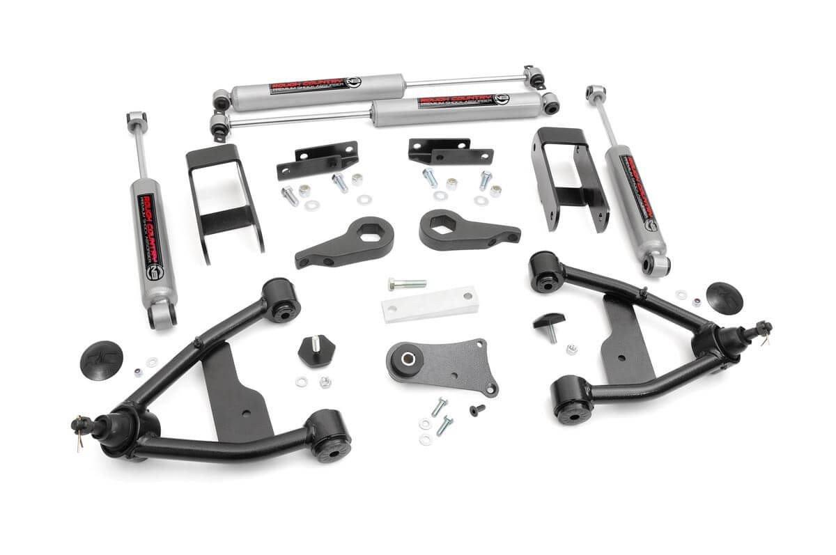 2.5in GM Suspension Lift Kit