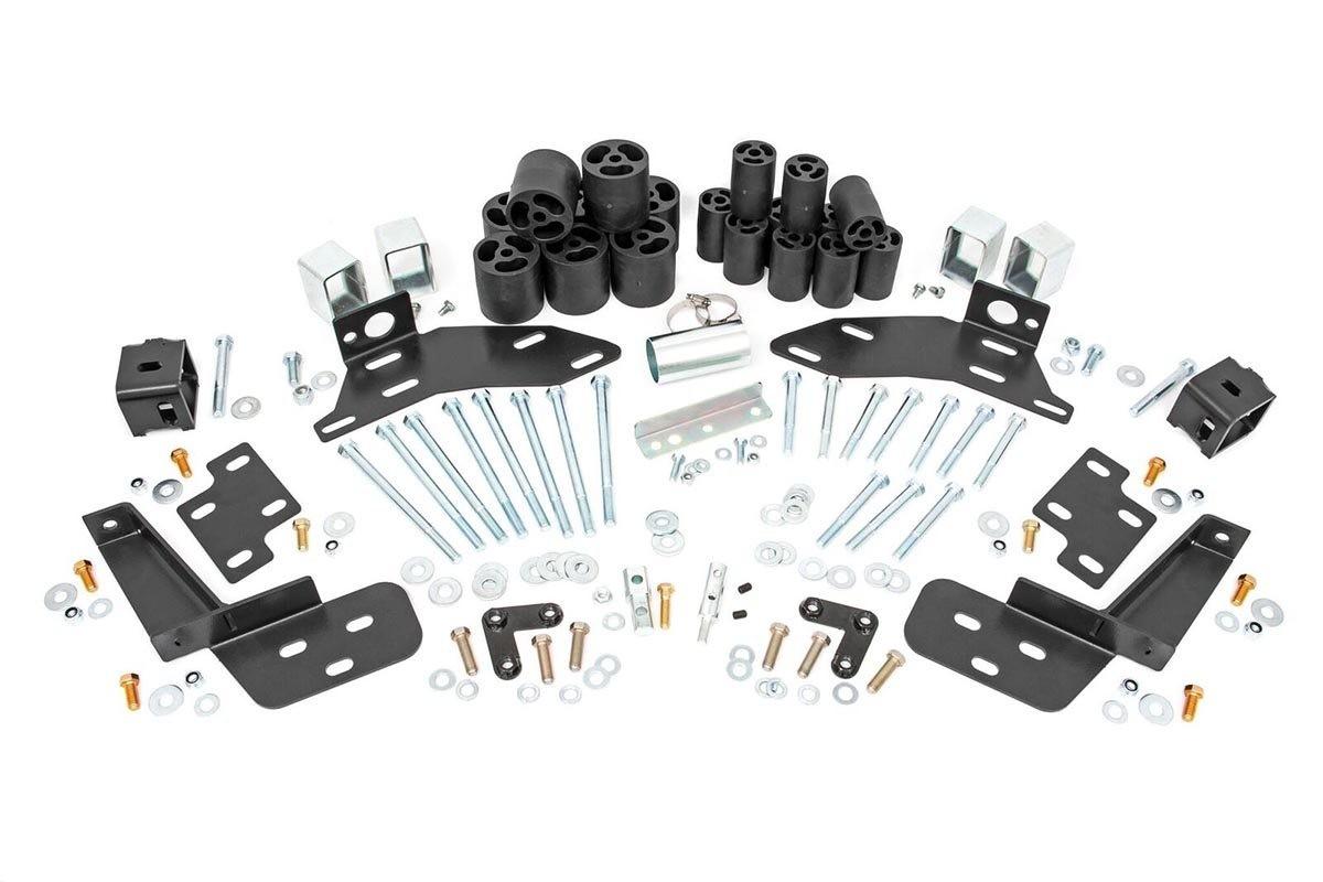 3in GM Body Lift Kit (88-94 Silverado/Sierra 1500 / 2500)