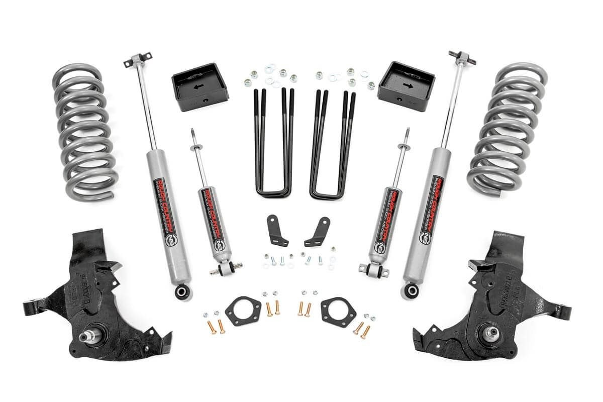 6in GM Suspension Lift Kit