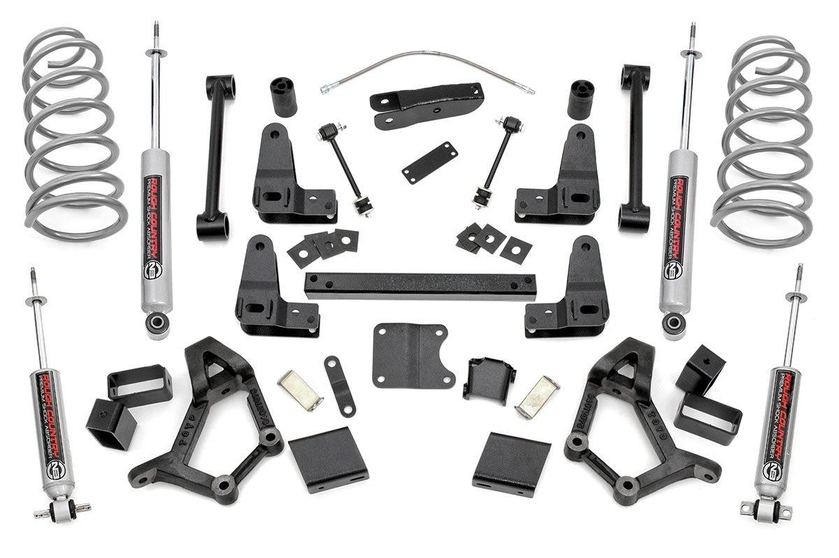 4-5in Toyota Suspension Lift Kit