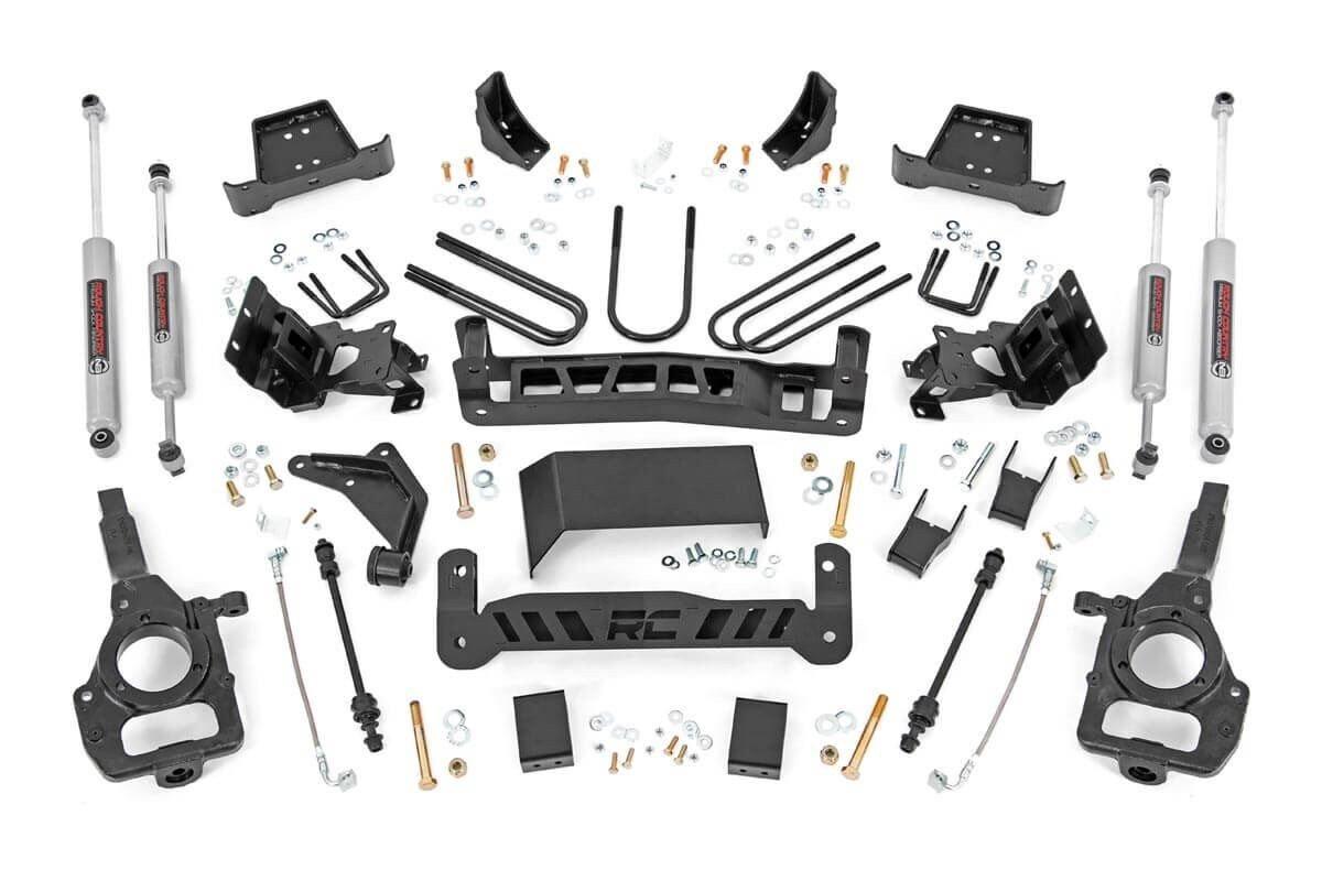 5in Ford Ranger Lift Kit (98-11)