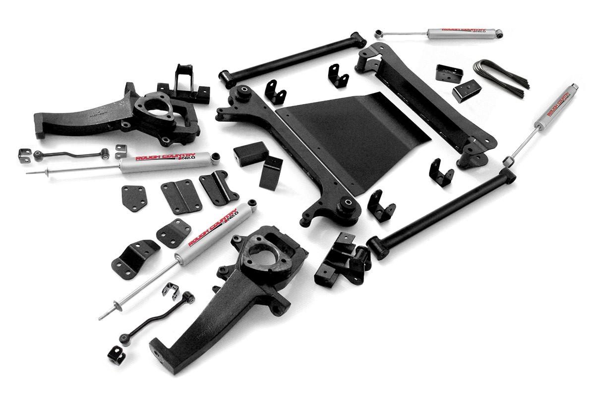 5in Dodge Suspension Lift Kit