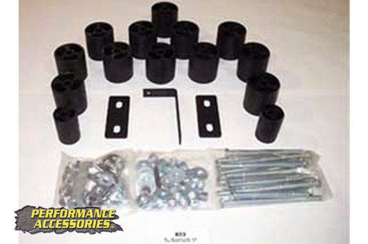 3in Body Lift Kit (Gas)