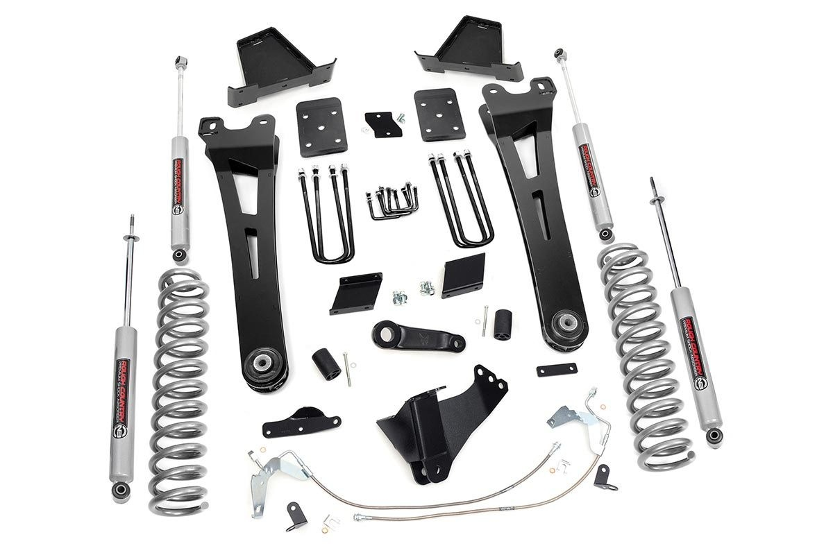 6in Ford Radius Arm Suspension Lift Kit (11-14 F-250)