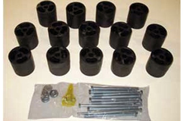 3in GM Body Lift Kit (73-87 1500/2500 Fleetside PU)