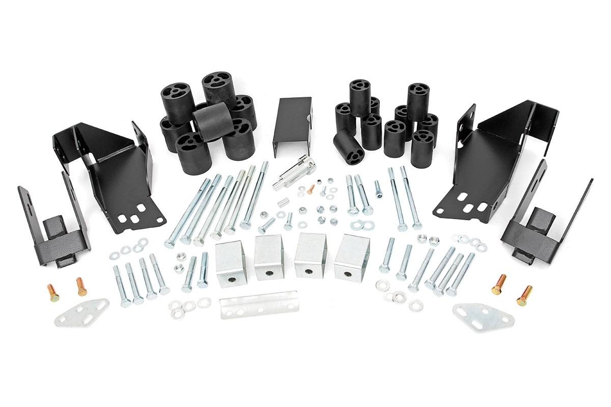 3in GM Body Lift Kit (07-13 Silverado/Sierra 1500)