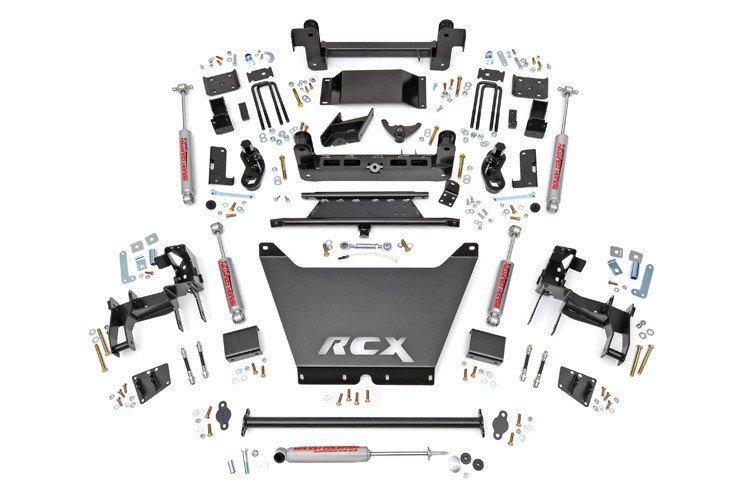 6in GM NTD Suspension Lift Kit