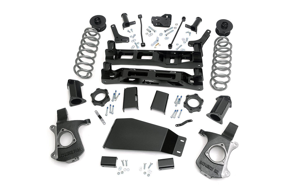 7.5in GM Suspension Lift Kit (07-13 Tahoe/Yukon)