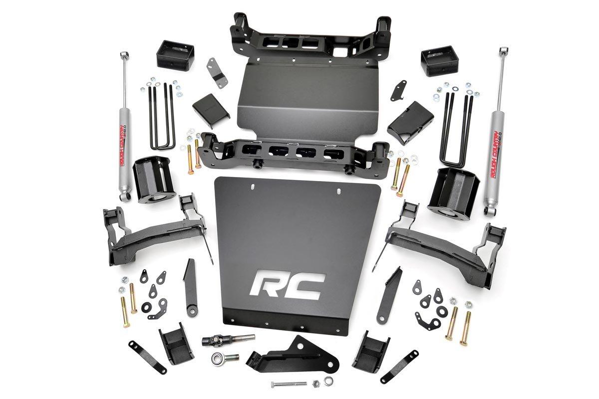 5in GM Suspension Lift | Bracket Kit (14-18 1500 PU 4WD)