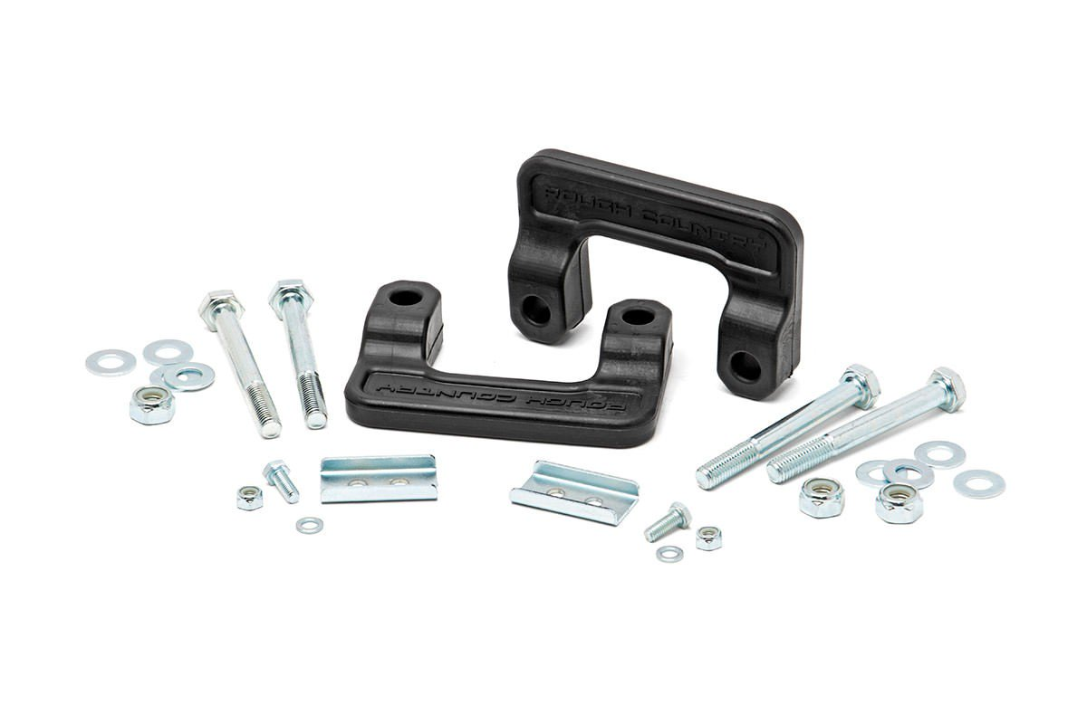 2in GMC Leveling Lift Kit (14-18 1500 Denali PU w/MagneRide)