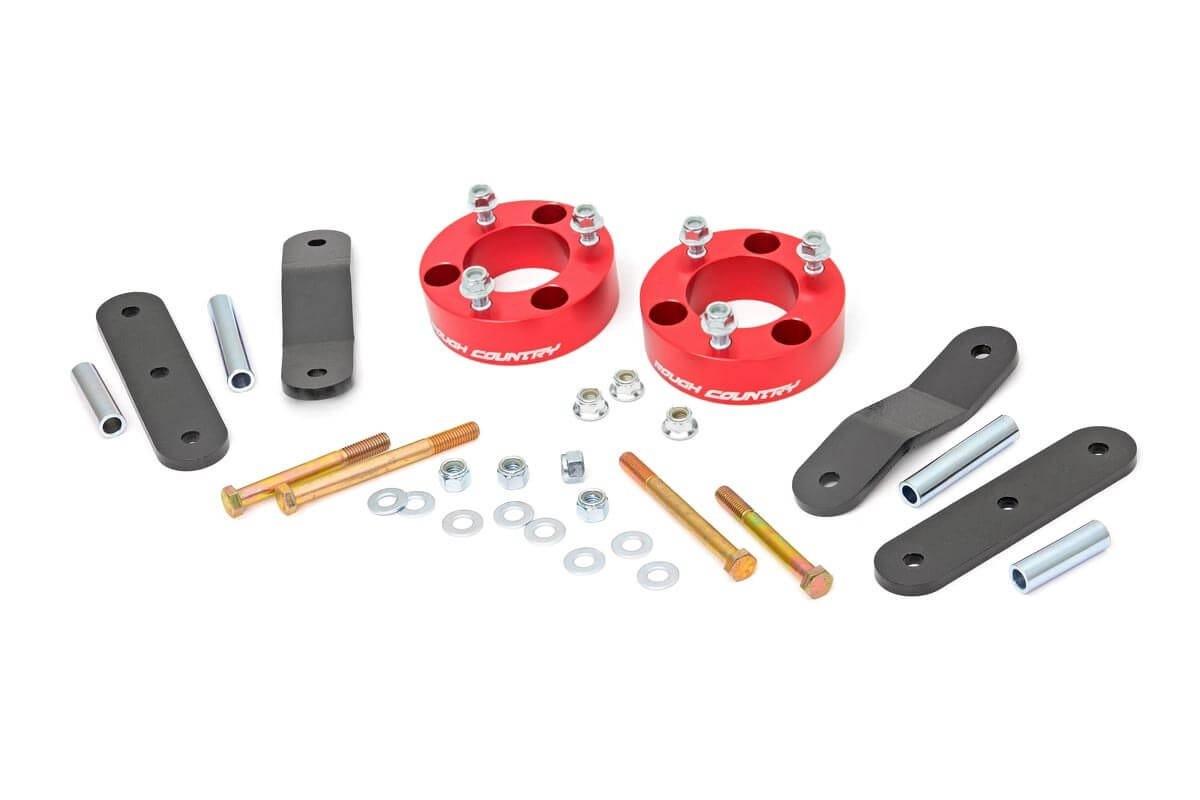 2.5in Nissan Suspension Lift Kit (Frontier/Xterra)