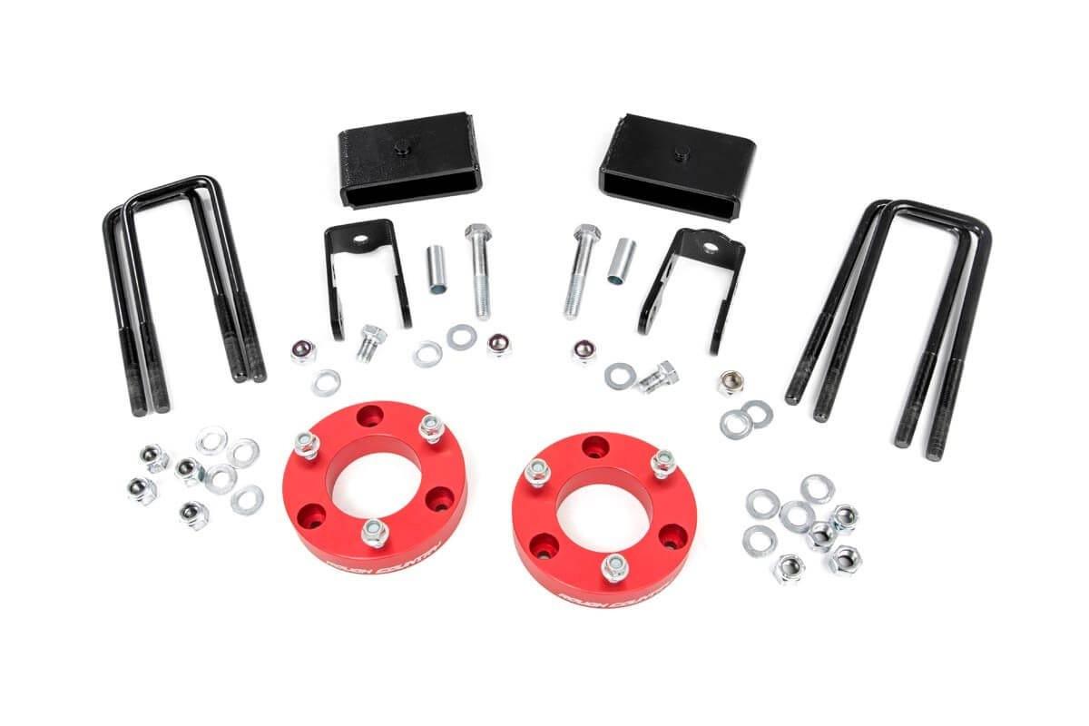 2in Nissan Leveling Lift Kit (16-19 Titan XD)