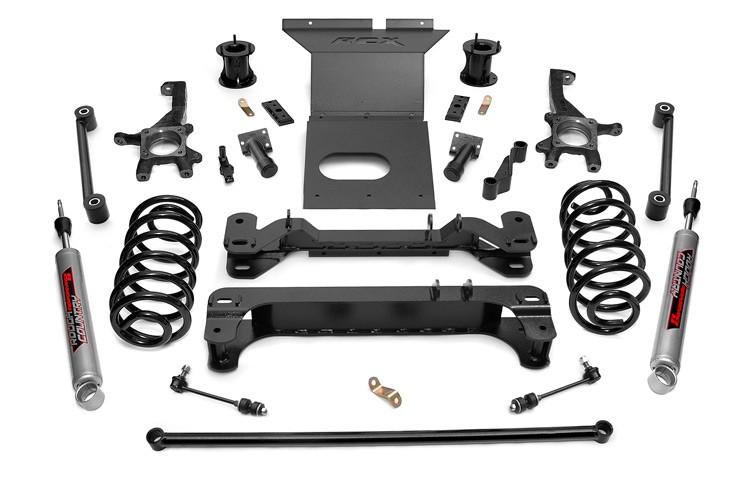 6in Toyota Suspension Lift Kit (07-09 FJ Cruiser 4WD/2WD)
